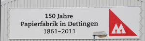 150 Jahre Papierfabrik Jubiläumsevent tw.marketing