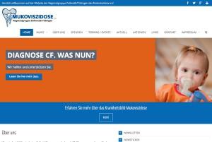 Beispiel Responsive Webdesign muko-tuebingen.de